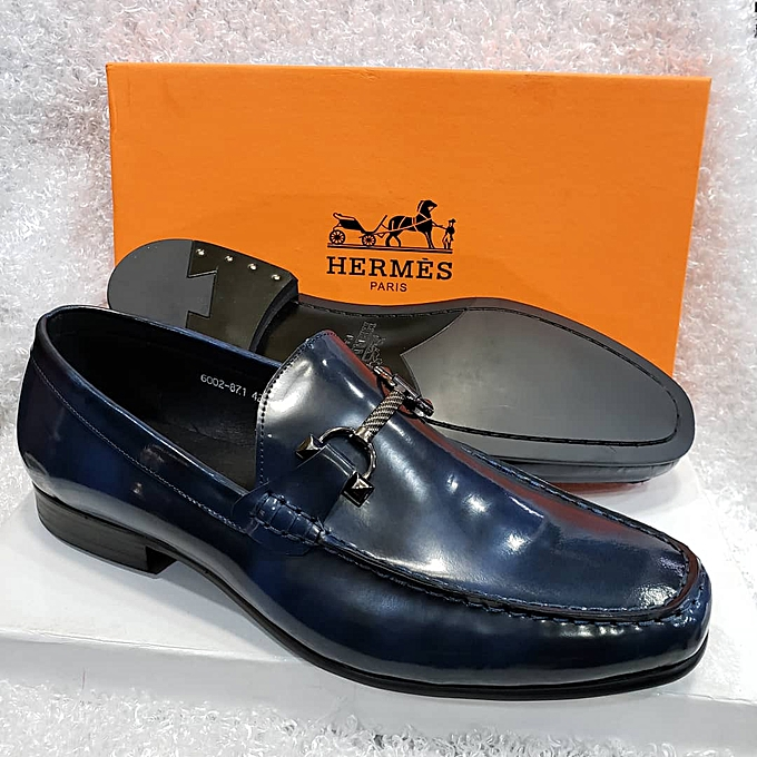Hermes Men Classic Shoe - RKC Mart